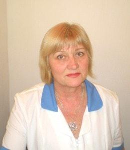 Макарченко Валентина Марковна