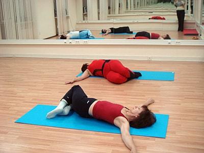 лечебная физкультура в лечении заболеваний позвоночника и суставов